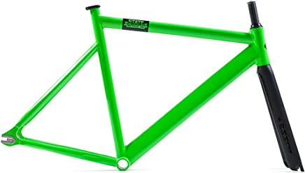 featured product State Bicycle Black Label 6061 Aluminum Frame and Essor Carbon Fork Set