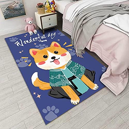Yinneng Tapete,Tira de Manta de Noche para Dormitorio-C_80 * 180cm,Antideslizante para Alfombras