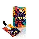 Music Card: Fusion Best - 320 kbps MP3 Audio (8 GB)