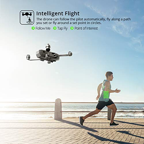 Holy-Stone-HS720-Foldable-GPS-Drone-with-4K-UHD-Camera-for-Adults-Quadcopter-with-Brushless-Motor-Auto-Return-Home-Follow-Me-26-Minutes-Flight-Time-Long-Control-Range-Includes-Carrying-Bag