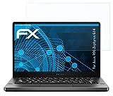 atFolix Schutzfolie kompatibel mit Asus ROG Zephyrus G14 Folie, ultraklare FX Bildschirmschutzfolie (2X)