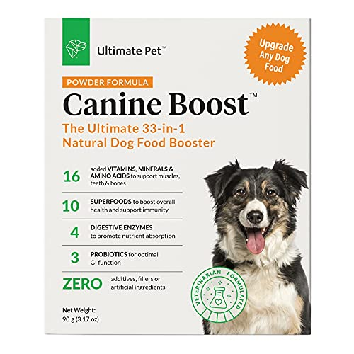 Top 10 best selling list for nutra thrive powder supplement for dogs reviews