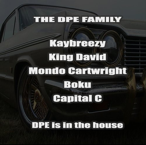 DPE is in the House by The DPE Family, Capital C (2008-04-01)