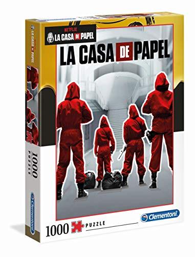 Puzzle 1000 Piezas La Casa de Papel (39532.3)