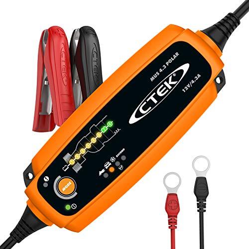 CTEK MXS 4.3 Polar Batterieladegerät, 12V 5.0 Amp