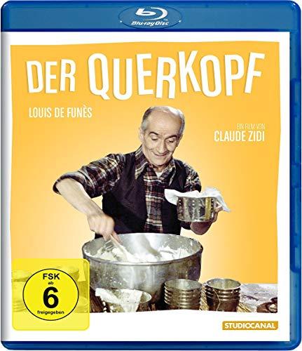 Der Querkopf [Blu-ray]