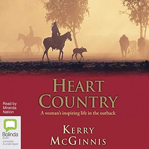 Heart Country audiobook cover art