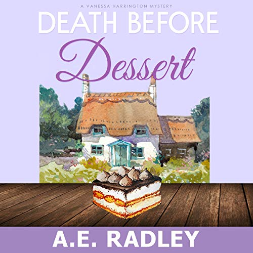 Death Before Dessert Audiobook By A.E. Radley cover art