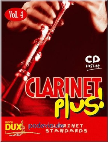 Clarinet Plus. 4 - spartiti per clarinetto