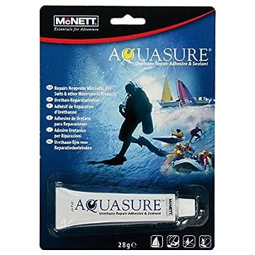 Produktbild von: McNett 28g Aquasure Urethan Reparaturkleber für Wassersport