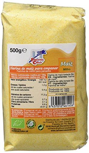 Pan rallado de maíz - La Finestra Sul Cielo - 500g