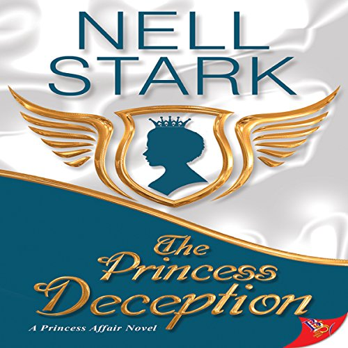 The Princess Deception audiobook cover art