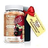 Oh My Gummie! Pelo en forma gracias a la biotina y ácido fólico. Consigue un pelazo y uñas fuertes