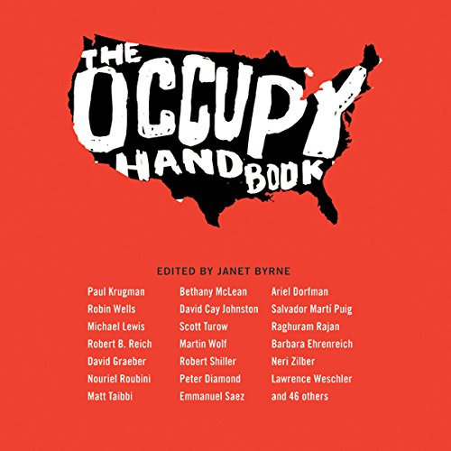 The Occupy Handbook audiobook cover art