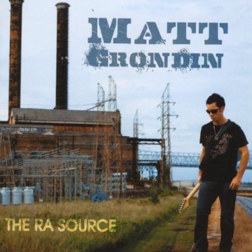 Matt Grondin