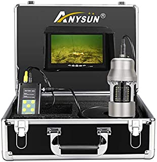 Anysun Underwater Fishing Camera with a 1/3 Inch, 7