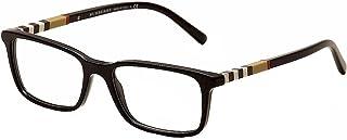 90a8bc3cd65 Burberry Eyeglasses BE2199 BE 2199 3001 Black Full Rim Optical Frame 53mm