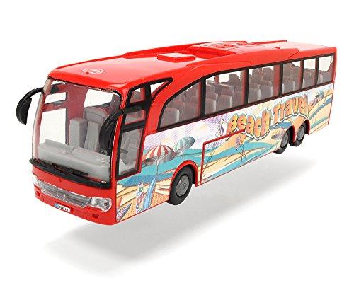 Dickie Toys 203745005 – Touring Bus, Bus De Voyage
