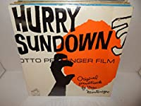 HURRY SUNDOWN (ORIGINAL SOUNDTRACK LP, 1967)