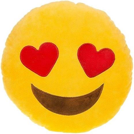Den smiley augen herzen in mit Charm Smiley