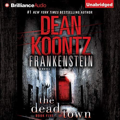 Frankenstein, Book Five: The Dead Town cover art