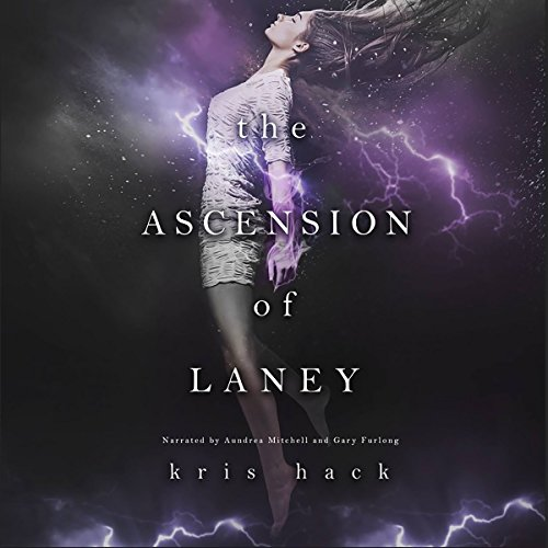 The Ascension of Laney audiobook cover art