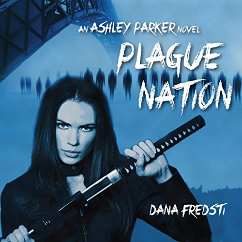 Plague Nation audiobook cover art