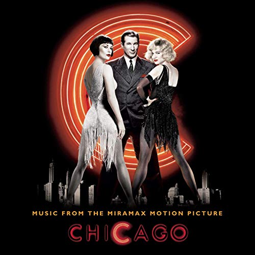 Chicago: Music From the Motion Picture Soundtrack edition (2003) Audio CD