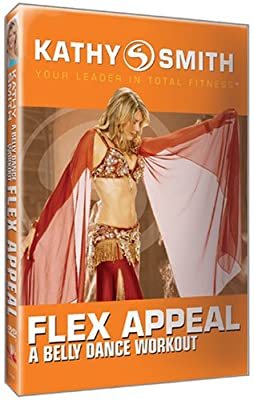 Kathy Smith - Flex Appeal - A Belly Dance Workout