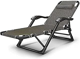Zero Gravity Chair,Portable Sun Lounger Office Sun Loungers Recliners Portable Camping Bed Outdoor Military for Travel Bas...