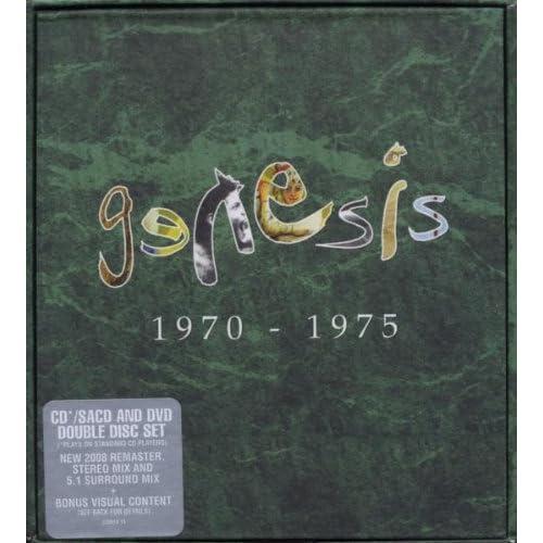 Genesis:1970-1975(Boxset)