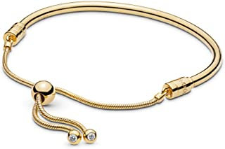 Moments Sliding Bangle Bracelet - 567953CZ