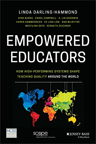 Compare Textbook Prices for Empowered Educators: How High-Performing Systems Shape Teaching Quality Around the World 1 Edition ISBN 9781119369608 by Darling-Hammond, Linda,Burns, Dion,Campbell, Carol,Goodwin, A. Lin,Hammerness, Karen,Low, Ee-Ling,McIntyre, Ann,Sato, Mistilina,Zeichner, Ken