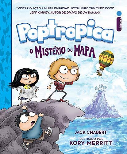 O Mistério do Mapa - Volume 1. Série Poptropica: (Série Poptropica vol. 1)