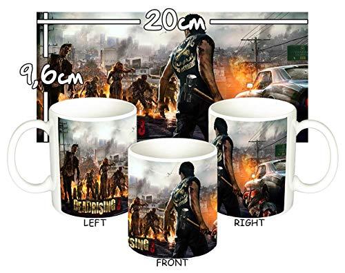MasTazas Dead Rising 3 A Tasse Mug