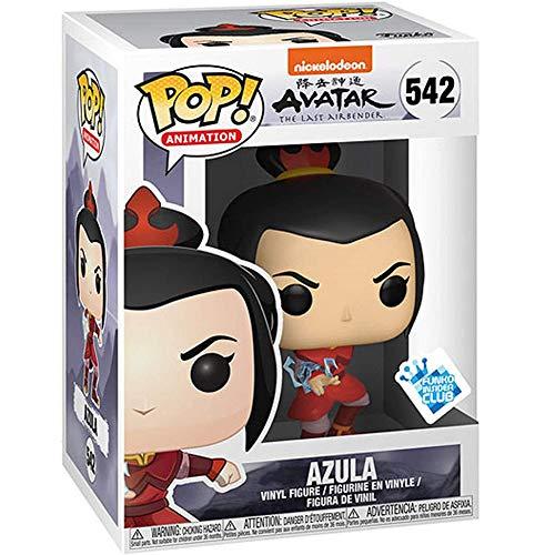 LiQi Pop Avatar Airbender - Azula 542# Vinylfigur