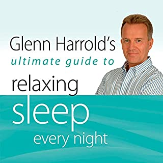 Glenn Harrold's Ultimate Guide to Relaxing Sleep Every Night cover art