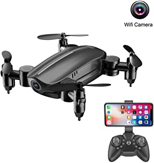 Mini 2.4G 6-Axis RC Foldable RC Quadcopter Drone Altitude Hold Without Camera by SMOXX