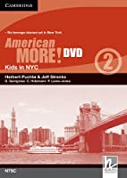 American More! Level 2 [DVD]