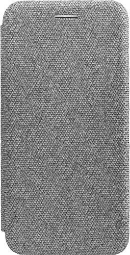 Preisvergleich Produktbild Commander Book Case Curve für Samsung J600 Galaxy J6 (2018) Suit Elegant Gray