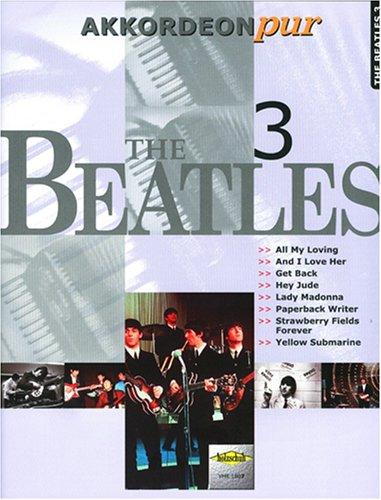 classement un comparer The Beatles 3 – AKKORDEONpur Hans-Günthert Kölz, Accordéon