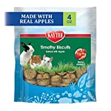Kaytee Timothy Biscuits Baked Treat Apple 4 oz