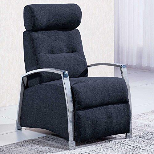 Sedutahome Sillón Relax reclinable Modelo Malcom Tejido...