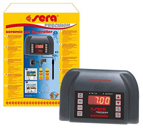 SERA MIC 08005 Contrôleur de pH Automatique pour Le Fonctionnement du CO2 et pour Le Fonctionnement des Agents calcaires et Pompes doseuses, incolore