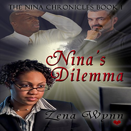Nina's Dilemma audiobook cover art
