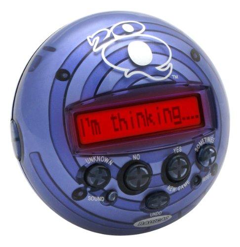 20Q Handheld Game - Version 3.0 - Blue
