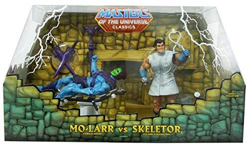 Masters of the Universe MotU Classics Figur: Skeletor & Mo-Larr 2er Set