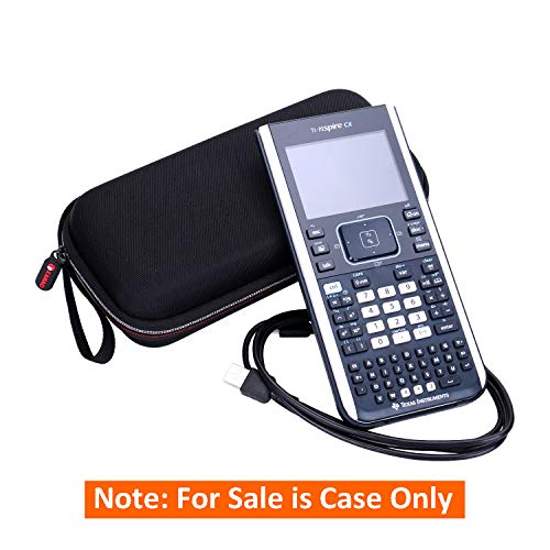 XANAD Hard Travel Carrying Case for Texas Instruments TI-Nspire CX Graphing Calculator - Storage Protective Bag Photo #7