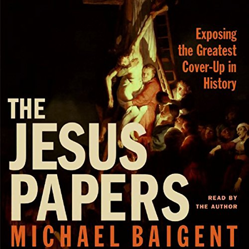 The Jesus Papers audiobook cover art