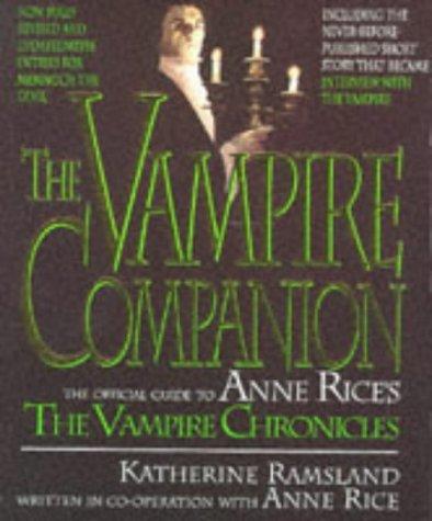 Anne Rice Vampiro